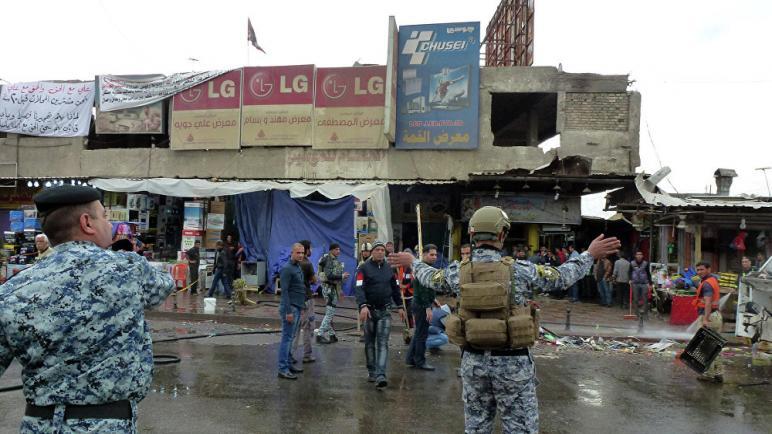 اغتيال ضابط عراقي في هجوم مسلح