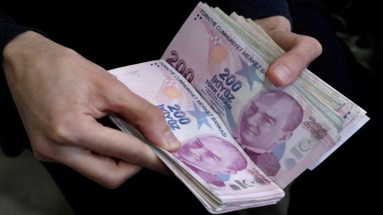 اسعار الليرة التركية اليوم الثلاثاء 3 ديسمبر