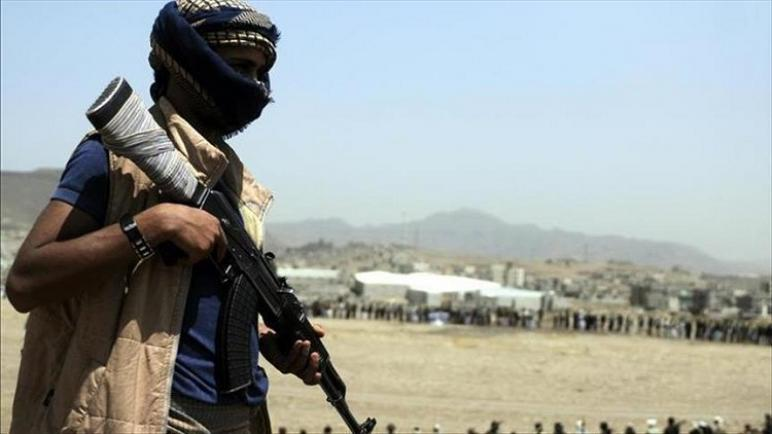 الحوثيون يسقطون طائرة تجسس
