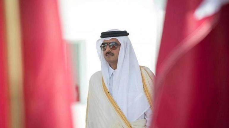 امير قطر يغادر الأردن متوجها إلى تونس