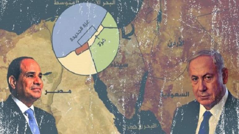 سيناريوهات حول تسريبات صفقة القرن وسيناء بعيون ..إسرئيل