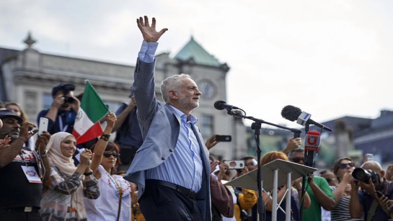 حزب العمال لم يخسر ولن ينهار
