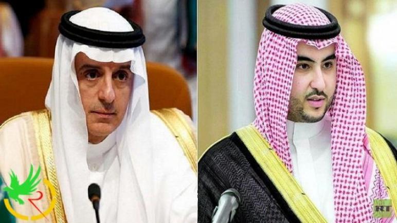 خالد بن سلمان يتحدث عن اتفاق دمر الشرق الأوسط