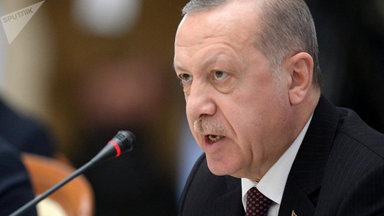 أردوغان لا يعارض دخول النظام إلى شمال سوريا