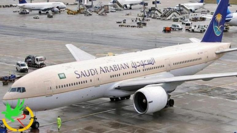 تصادم طائرتين في مطار سعودي