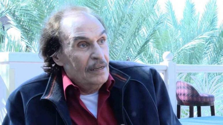 أشرف زكي يفضح العلايلي بموقف له مع مبارك