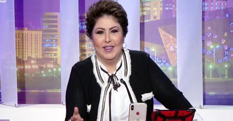فجر السعيد توجه رسالة لأمير دولة الكويت