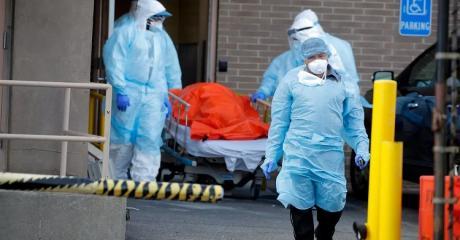 عدد الوفيات بفيروس كورونا في أمريكا يتخطى 10 آلاف