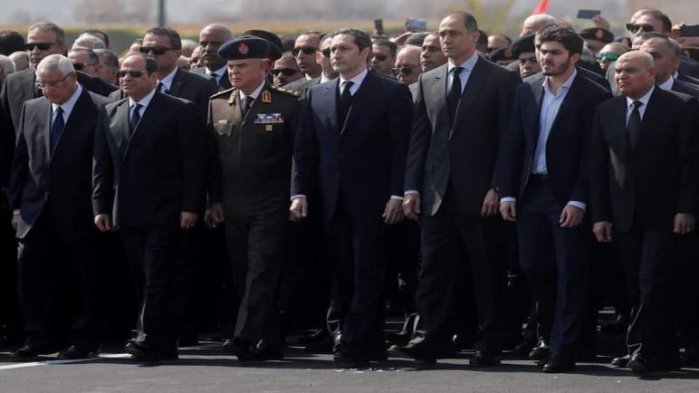 حسني مبارك لم يكن منحطا؟