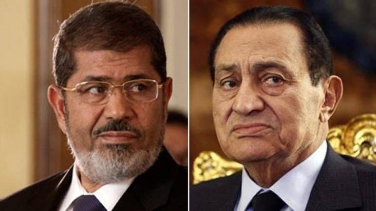 محمد مرسي وحسني مبارك كيف كانت علاقة الرئيس المنتخب والديكتاتور