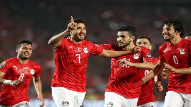 مصر تفوز على بتسوانا وديا