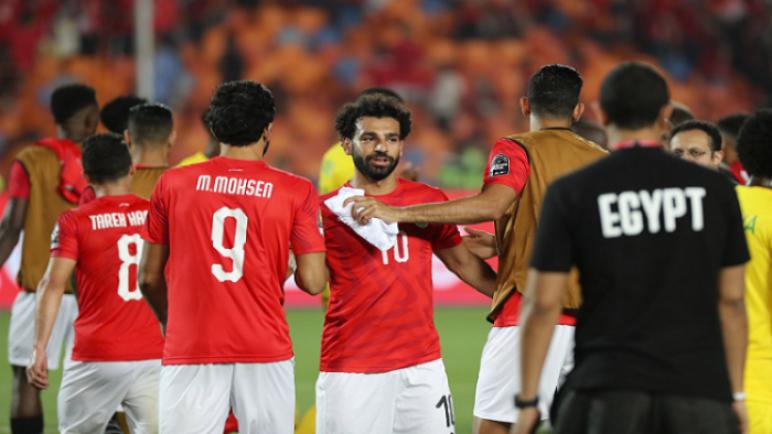 مجموعة مصر في تصفيات كأس العالم نار