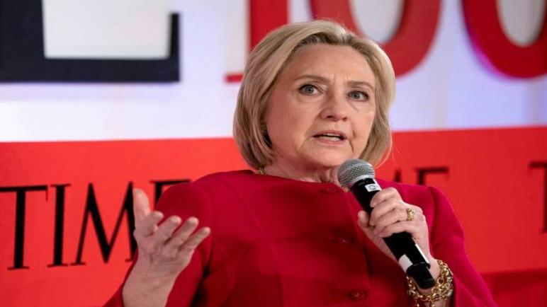 هيلاري كلينتون تنشر مذكرات جديدة