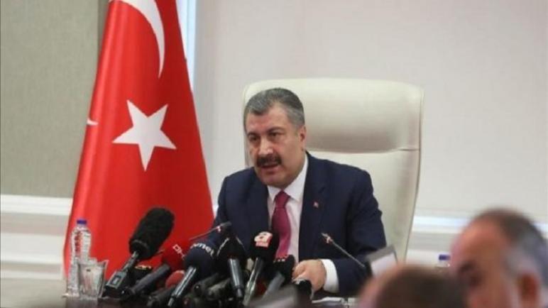 تركيا تسجل 952 إصابة جديدة بفيروس كورونا