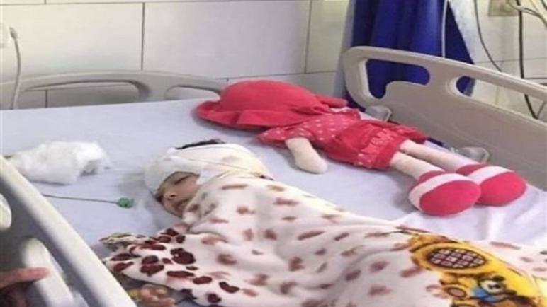 المجلس القومي للطفولة والأمومة بعد وفاة الطفلة جنة يعمل على انقاذ شقيقتها