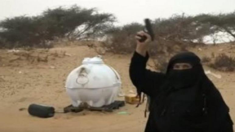 لاول مرة فى اليمن امرأة تشغل منصب قائد الإمداد والتسليح