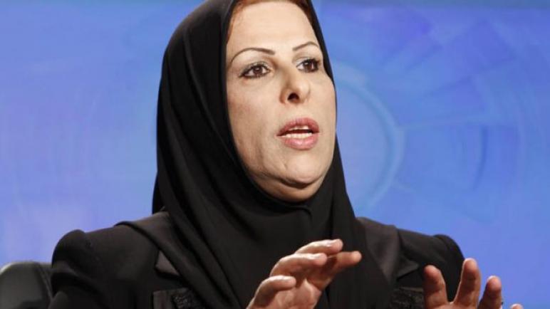 نائبة تطالب الحكومة العرقية بالزام الاردن بعدم احتضان مؤتمرات معادية للبلاد
