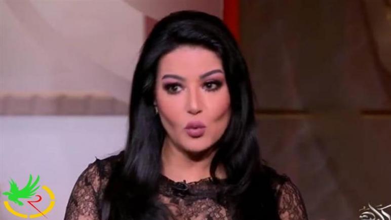 سمية الخشاب فى دبى لمساندة المرأة العربية