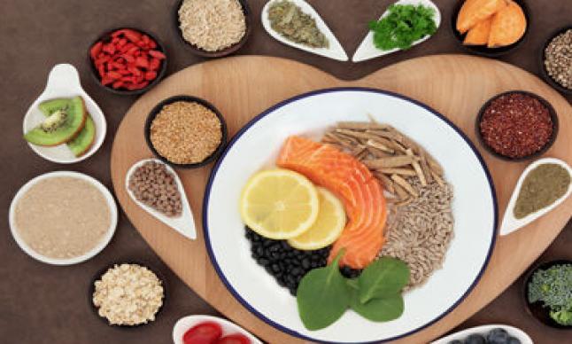 النظام الغذائي لمرضى القلب