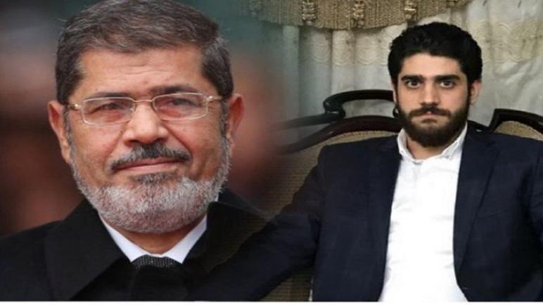 وفاة عبد الله نجل الرئيس المعزول محمد مرسى