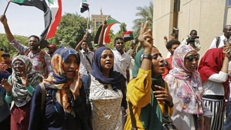 لأول مرة تعيين امرأة في منصب قضائي فى السودان