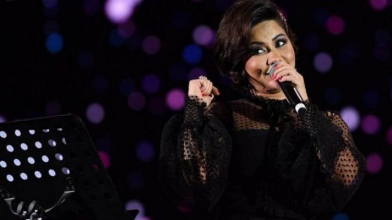 المهن الموسيقية تطالب شيرين الالتزام بالغناء فقط فى الحفلات