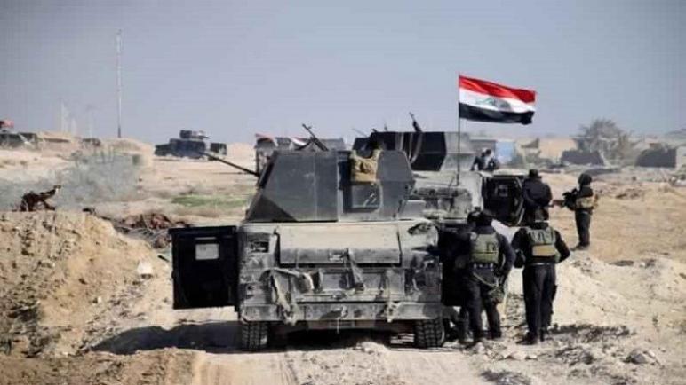 القوات العراقية تتقدم بسرعة الصاروخ