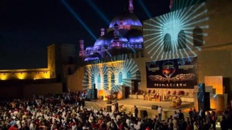 وزيرة الثقافة تتأهب لإفتتاح مهرجان القلعة للموسيقى