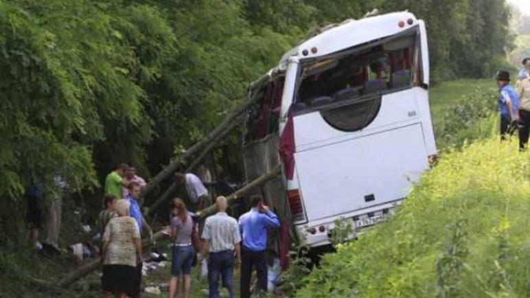 مصرع 19 شخصا اثر تحطم شاحنة فى االفلبين