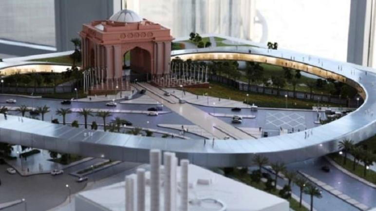 إنشاء خط نقل فائق السرعة في دبي يربطها بأبوظبي