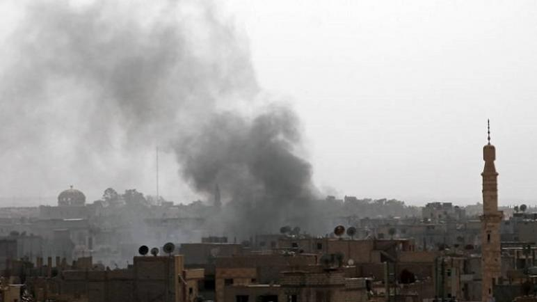 دير الزور تشهد انتفاضة ومقتل جنرال نظامي