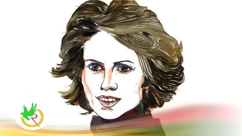 هل تتولى السلطة في سوريا إمرأة!!