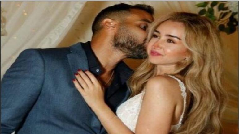 أحمد فهمى وهنا الزاهد و تفاصيل حفل زفافهما المنتظر