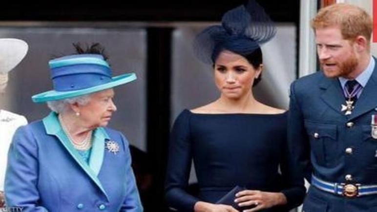 فضيحة الملكة اليزابيث : تطالب حفيدها بإيجار السكن