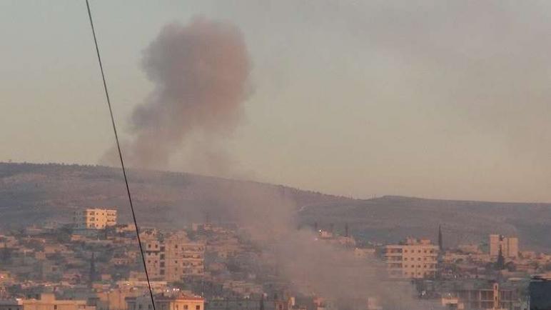 مقتل مدنيين في انفجار سيارة في عفرين