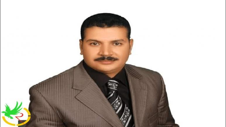 الدكتور عماد ابراهيم وفوزه بجائزة الأبنودى من مكتبة الإسكندرية